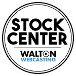 Walton Webcasting Stock Center